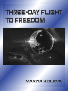 three-day flight to freedom