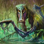 The_marsh_monster_by_PavelE
